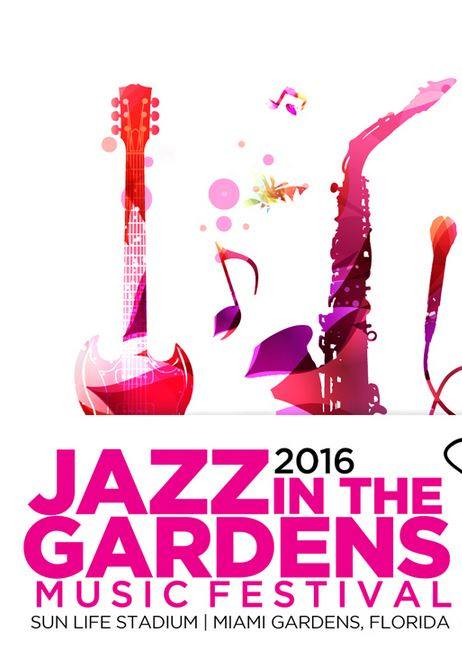 2016 Jazz In The Gardens Music Festival At Sun Life