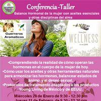 Conferencia Taller Balance Hormonal