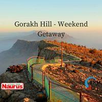 Gorakh Hills with 0km &amp Naurus