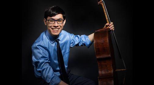 Zlatomir Fung Cellist