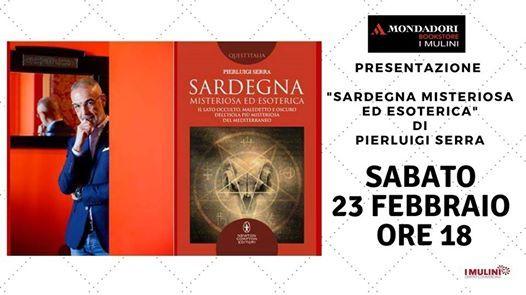 Presentazione Sardegna misteriosa ed esotericaPierluigi Serra