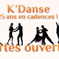 Portes Ouvertes Journe dinitiation gratuite  la danse