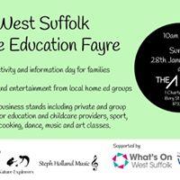 West Suffolk Home Education Fayre
