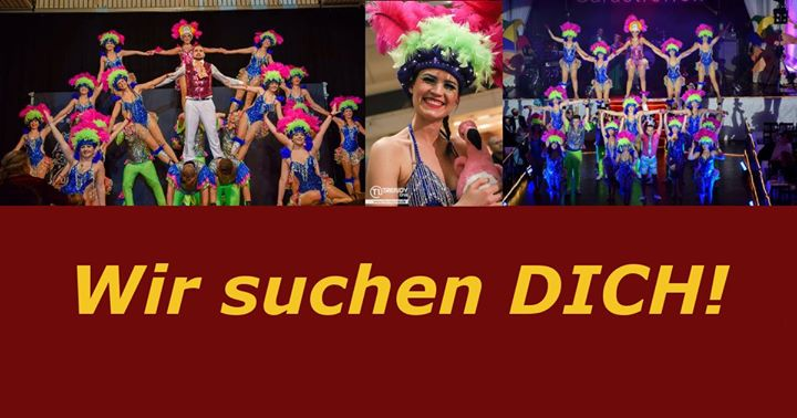 1. Showtanz Schnuppertraining
