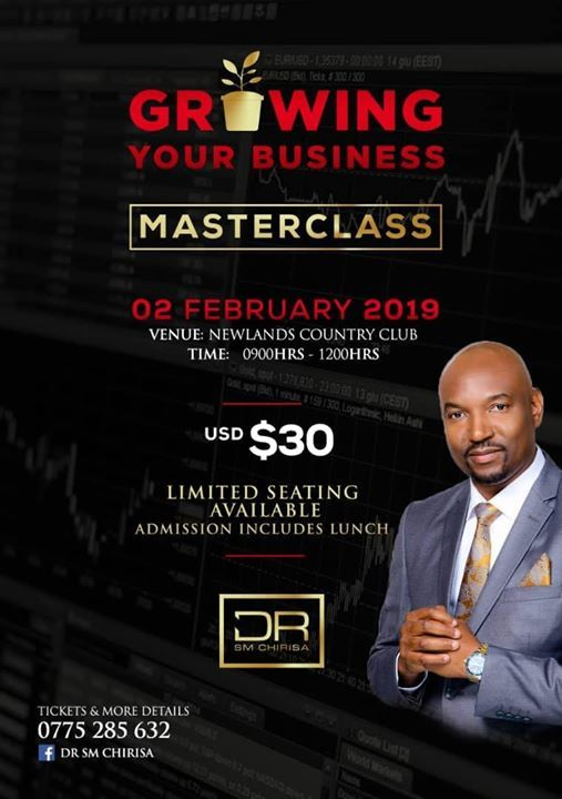 Growing Your Business- Masterclass