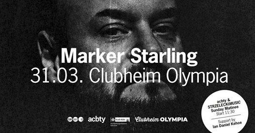 Marker Starling (TorontoCanada - Matinee show)