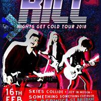 Scarlet Kll Nights Get Cold Tour 2018