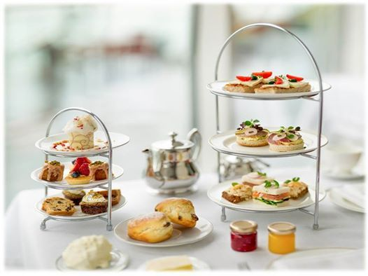 Festive Afternoon Tea at Cliff House Hotel