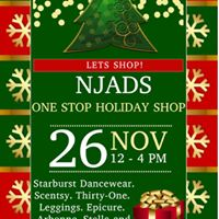 NJADS One Stop Holiday Shop