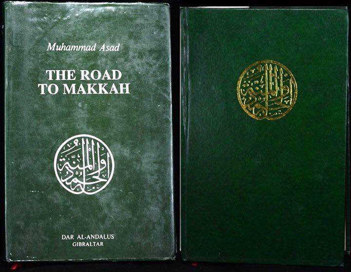 road to mecca book