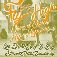 FLY HIGH - Game of Skate &amp Hip Hop jam