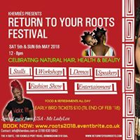 Khembe's 'Return to Your Roots'