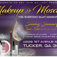 Makeup &amp Moscato
