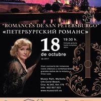 Romances de San Petersburgo _