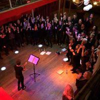 Mini Concert Popkoor Prestige Breda
