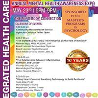 Mental Health Awareness Expo 2017