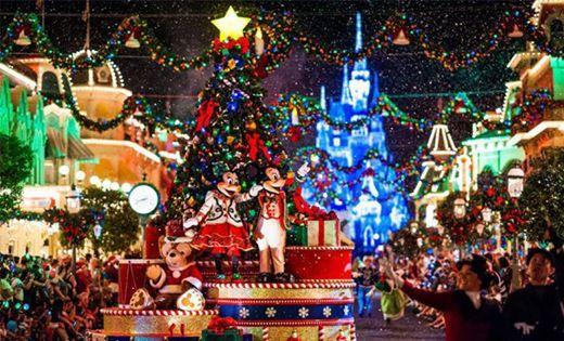 mickeys very merry christmas party 2 nights 2 tickets at walt disneys magic kingdom florida