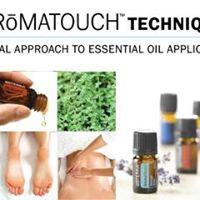 Toronto AromaTouch Certification Training