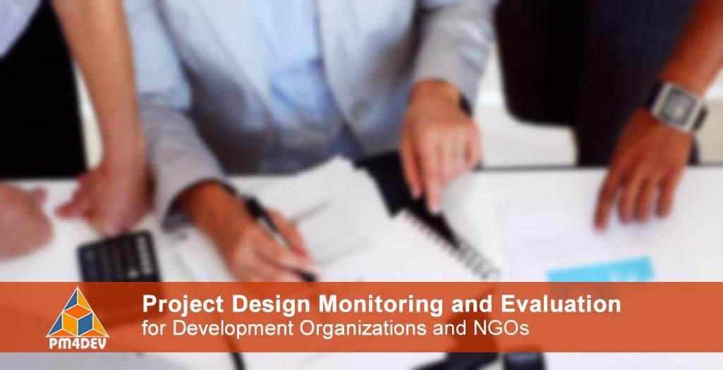 Online Course Project Design Monitoring and Evaluation (April 15 2019)
