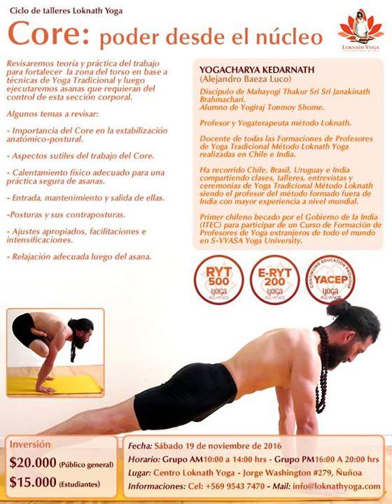 yoga nunoa jorge washington