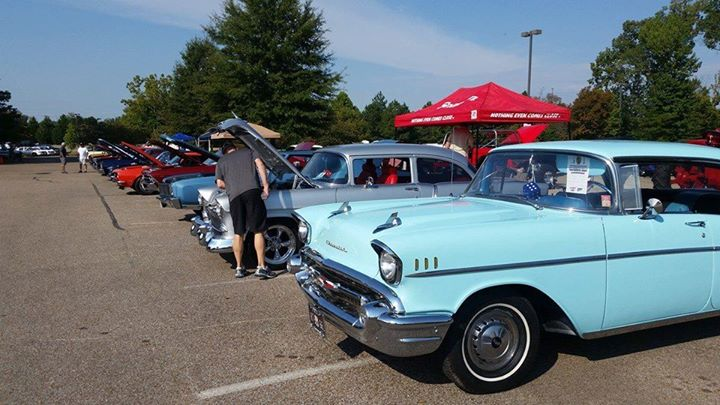 collierville police department classic car show at central church. Cars Review. Best American Auto & Cars Review
