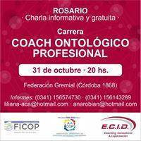Carrera Coach Ontologico Profesional 28 Edicion