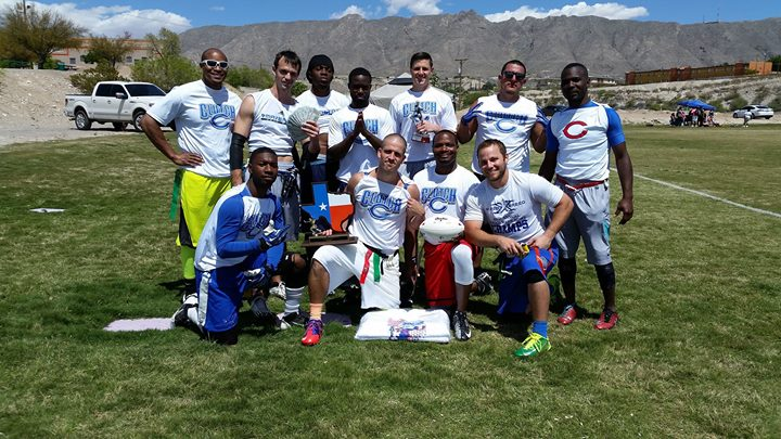 Flag football el paso