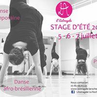 STAGE DETE 2017 DansePilates