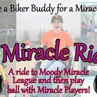A Miracle Ride - 2nd Annual