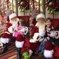 Santa House &amp Photos