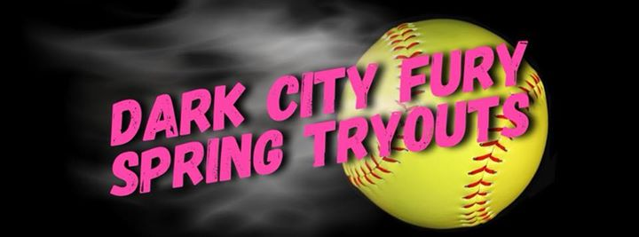 Dark City Fury 8U Spring Tryouts