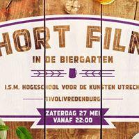 Short Films in de Biergarten
