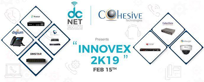 Innovex 2k19