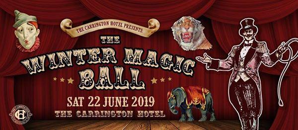 The Winter Magic Vintage Circus Ball