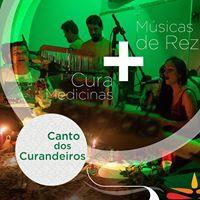 Canto dos Curandeiros (Msica de rezo e Medicina).