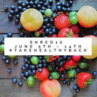 Shred10 - June
