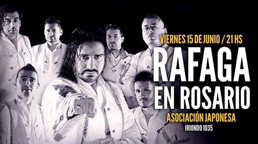 Rfaga en Rosario