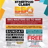 Big Js Streetfood Clash BBQ Showdown