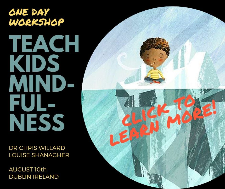 MINDFULNESS FOR CHILD PROFESSIONALS (DUBLIN)