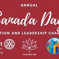 Annual Canada Day Celebration &amp Leadership Changeover