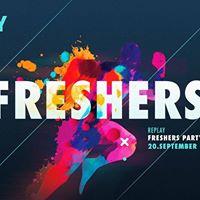Replay Wednesdays l Freshers Party l 20.09.17 l Soda