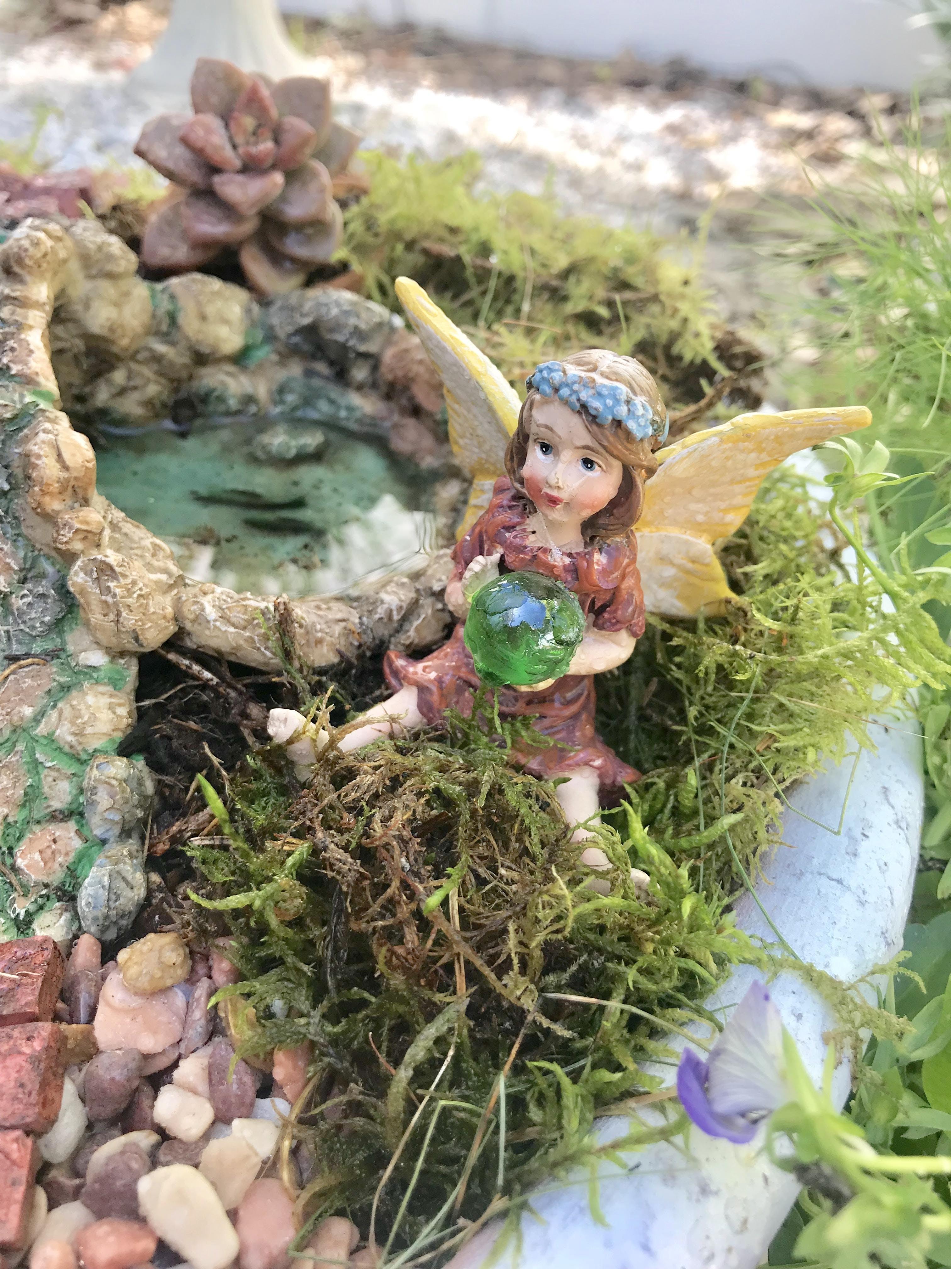 Cozy Castle Kids Fairy Garden Class