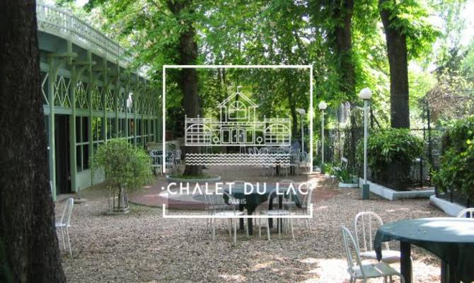 Party Summer Season @Chalet du Lac at Orée du bois de Vincennes 75012 Paris, Paris # Chalet Du Lac Bois De Vincennes