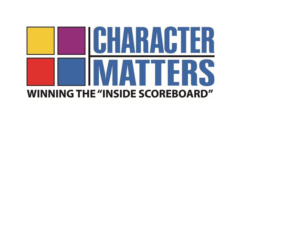 Character Matters Training - East Valley