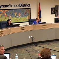Kyrene District School Board Meeting
