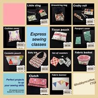 Express sewing workshops