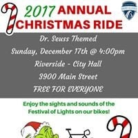 Annual Christmas Ride