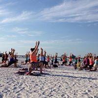 Beach Yoga Saturday 34 Ft Myers Beach