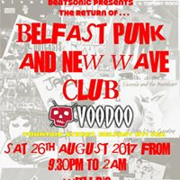 The Return Of Belfast Punk and New Wave Club