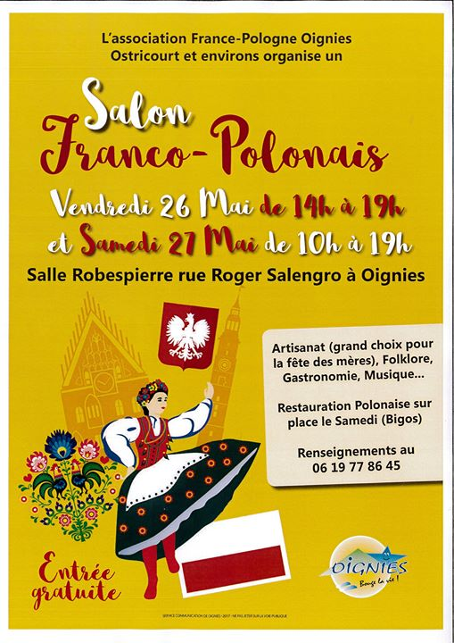 Salon Franco Polonais At Oignies Pas De Calais